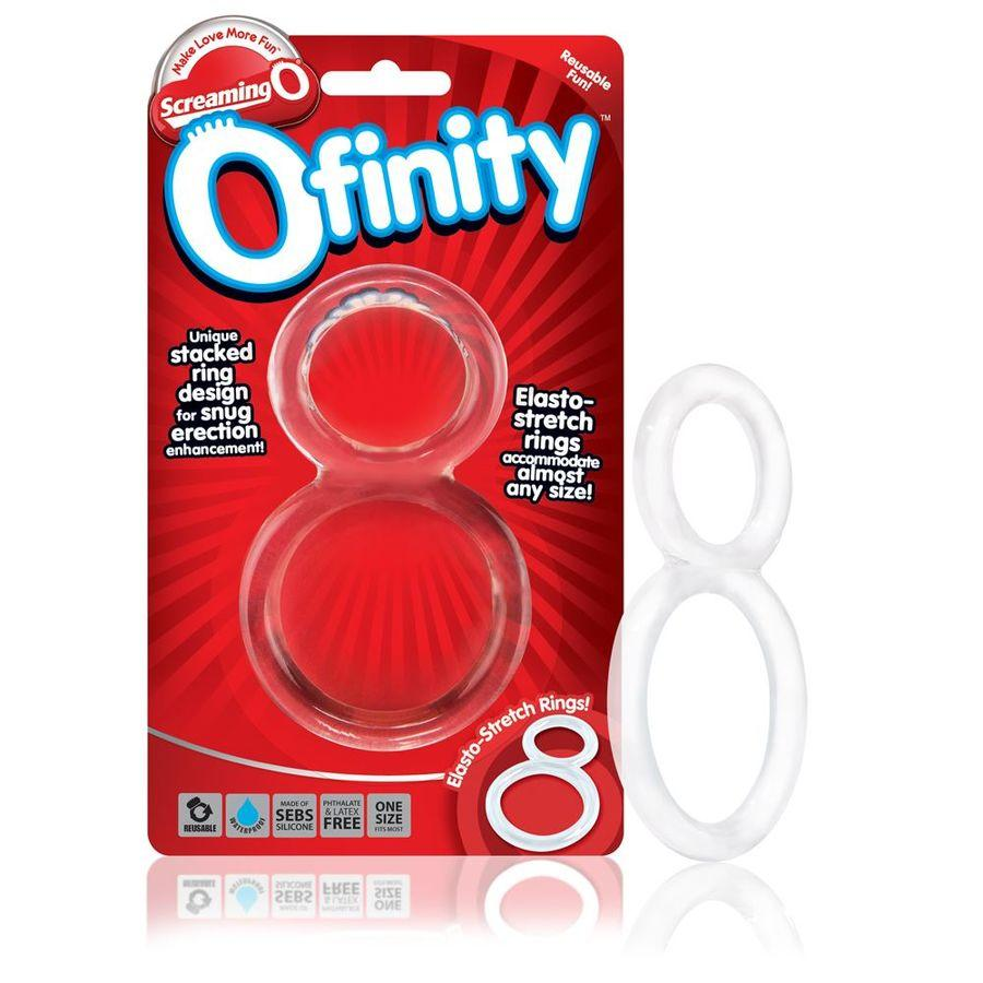 Screaning O Ofinity Transparent