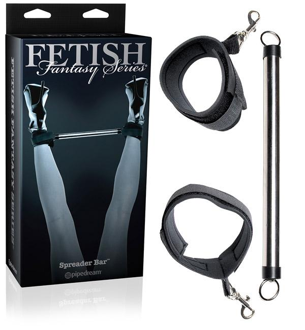 FETISH FANTASY LIMITED EDITION SPREADER BAR - putá