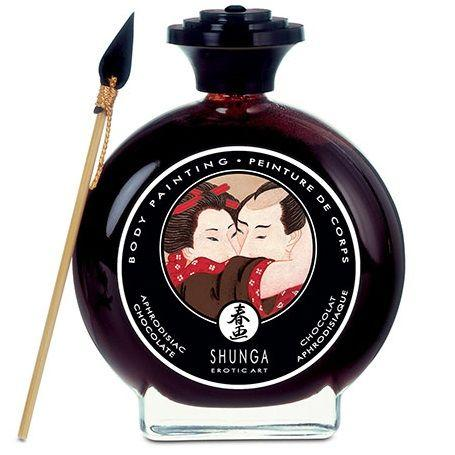Shunga Body Painting Chocolate