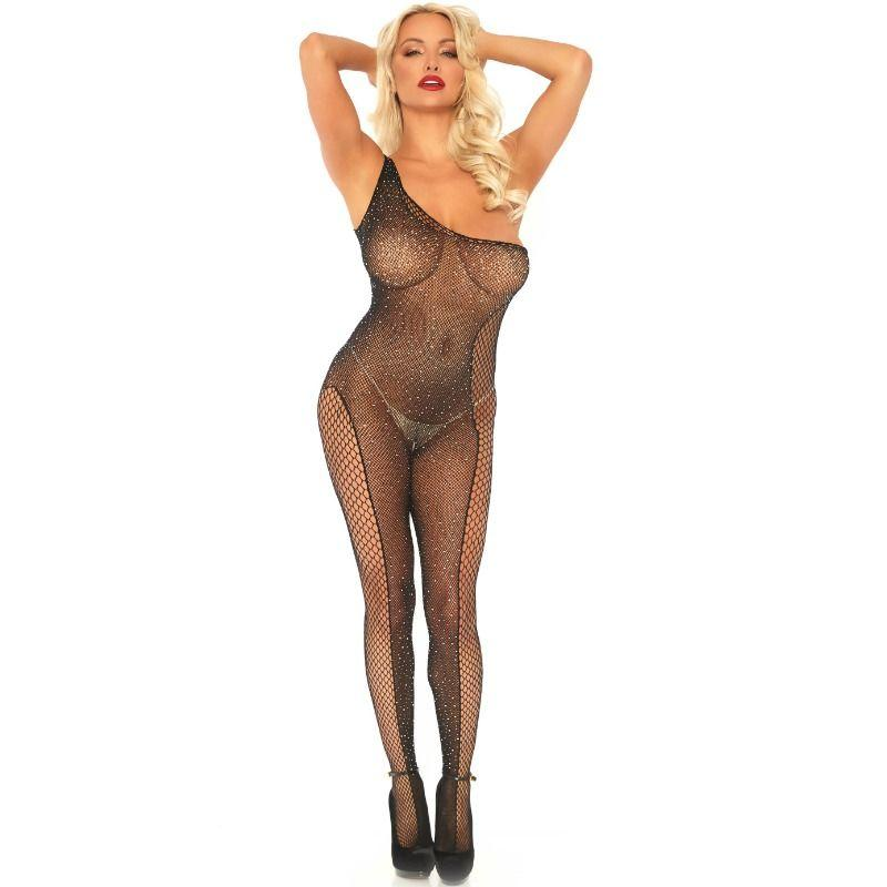 Leg Avenue Fishnet Bodystocking One Size