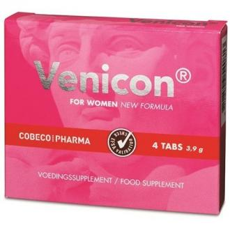 COBECO VENICON FOR WOMEN 4 TABS