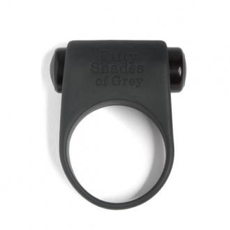 Fifty Shades Of Grey Feel It Vibrating Cock Ring