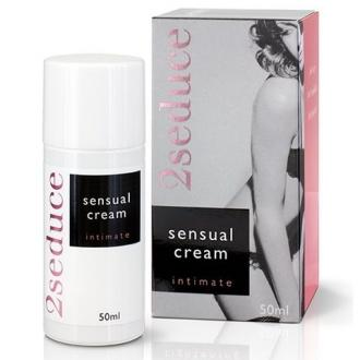2SEDUCE INTIMATE SENSUAL CREAM