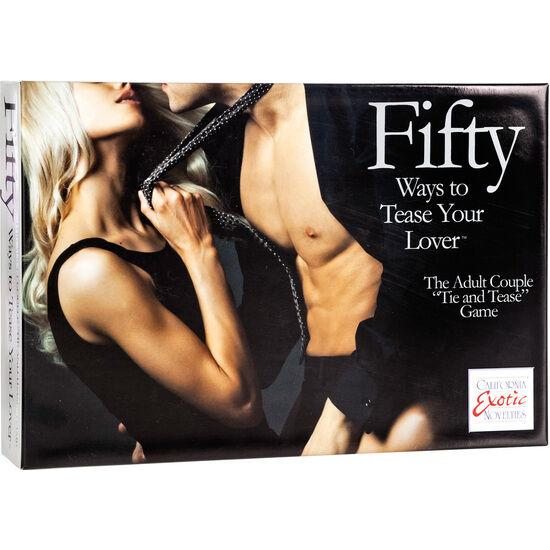 Calex Fifty Ways To Tease Your Love