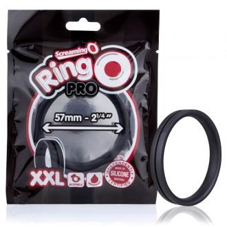 Screaming O  Ringo Pro Xxl Black 57mm