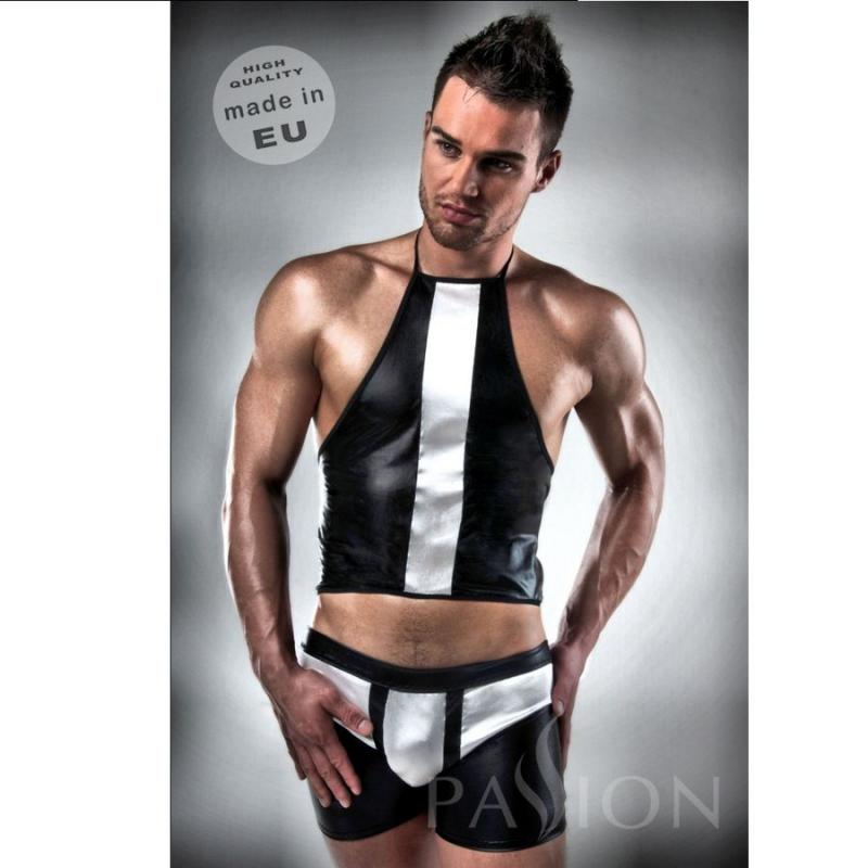 Waiter Outfit Sexy By Passion Men Lingerie Xxl/Xxxl