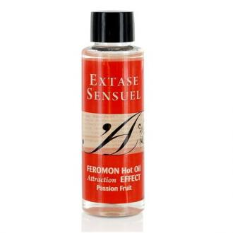 EXTASE SENSUEL FEROMON HOT OIL ATTRACTION EFFECT PASSION FRU