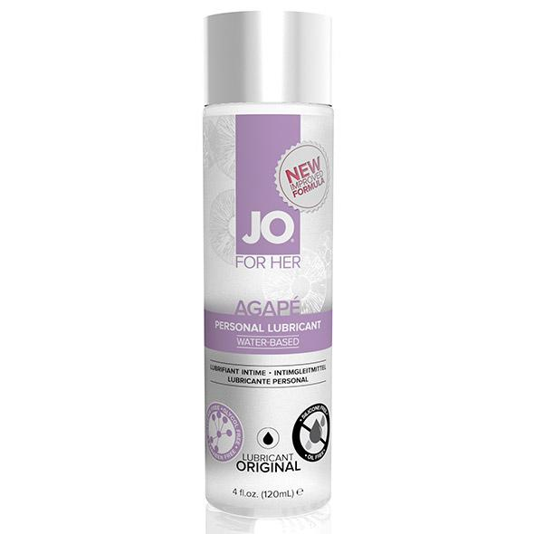 System Jo - For Her Agape Lubricant 120 ml - lubrikant