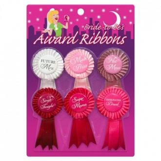 Kheper Games Bride To Be Award Ribbons Multi Os