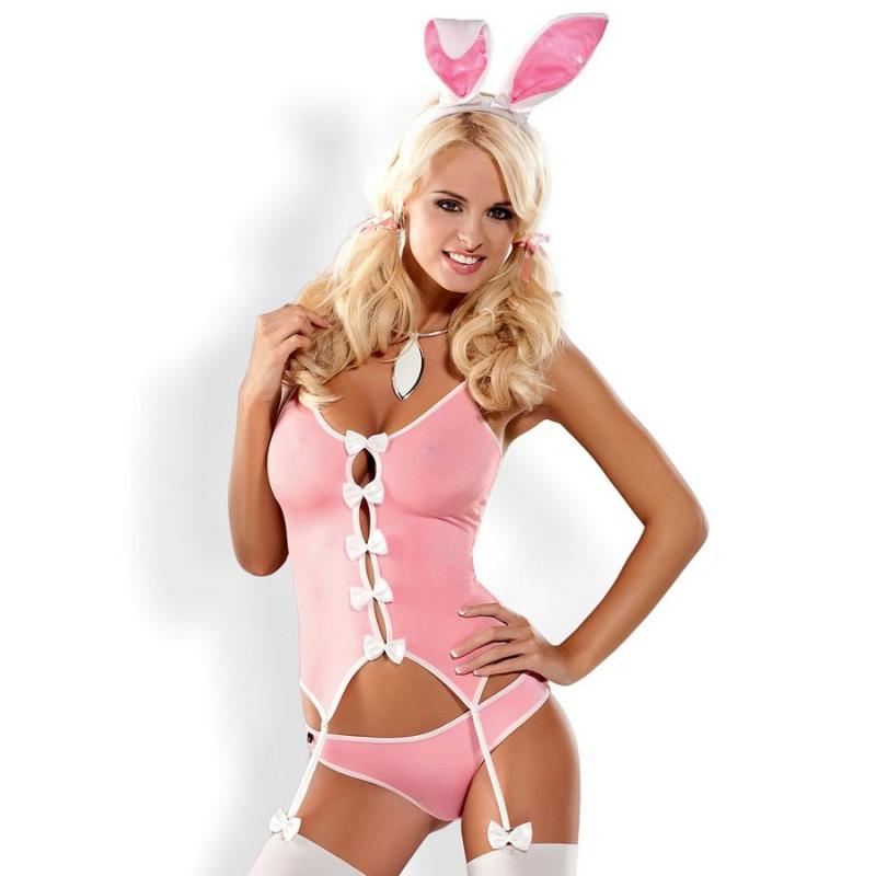 Obsessive Bunny Suit Custome L/Xl