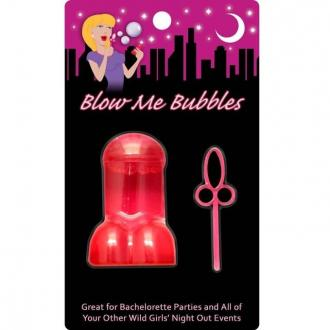 Blow Me Bubbles Es/En