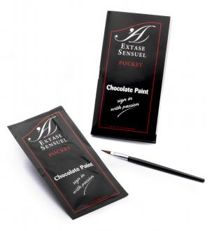 Extase Sensuel Chocolate Paint Attraction Effect