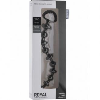 Mjuze Royal Chain Black