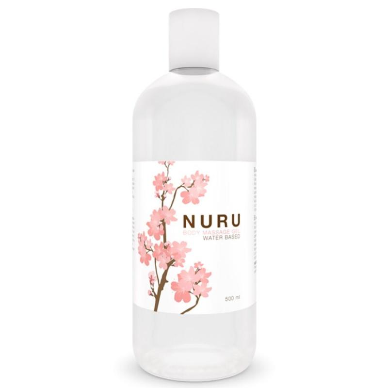 Nuru Water Based Body Massage Gel  500 Ml