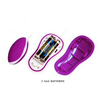 Pretty Love Flirtation - Egg Vibrator 30 Functions - Avery