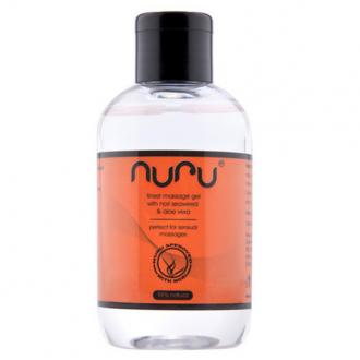 Nuru - Massage Gel With Nori Seaweed & Aloe Vera 100 Ml