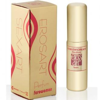 EROS-ART FEROWOMAN PERFUM WITH PHEROMONES 20 ML