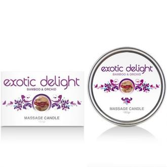 COBECO CANDLE EXOTIC DELIGHT 150GR