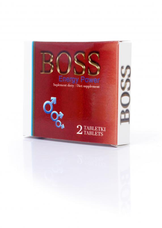 Boss Energy POWER 2 tablety - podpora erekcie