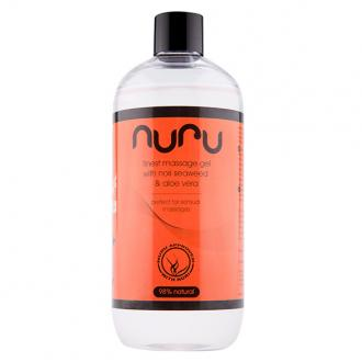 Nuru - Massage Gel With Nori Seaweed & Aloe Vera 500 Ml