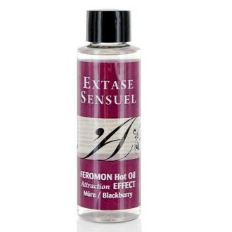 EXTASE SENSUEL FEROMON HOT OIL ATTRACTION EFFECT BLAKBERRY 1