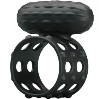 Pretty Love Osborn Silicone Vibrating Ring