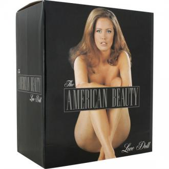Sevencreations American Beauty Vibrating Doll