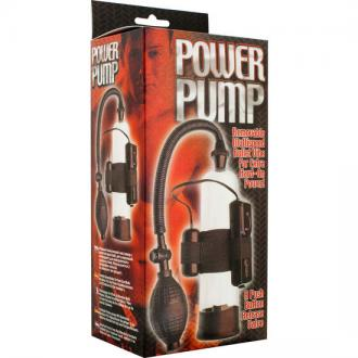 Sevencreations Power The Ultimate Vibrating Pump
