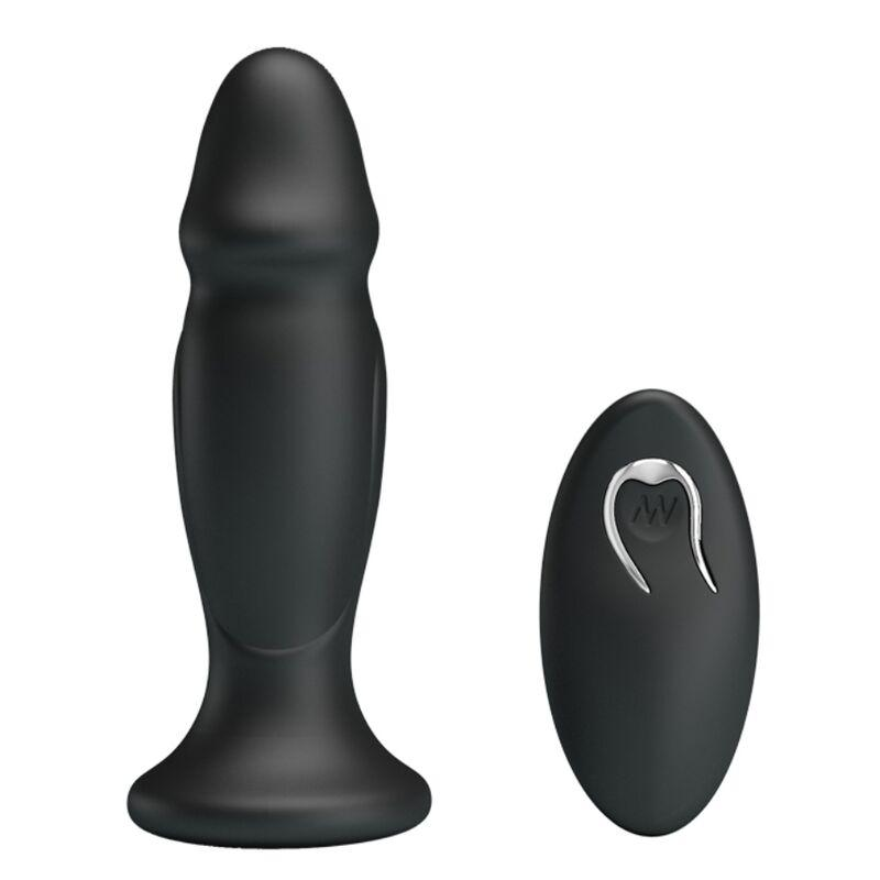 Pretty Love Mr Play Powerful Vibrating Anal Plug 12.4 Cm