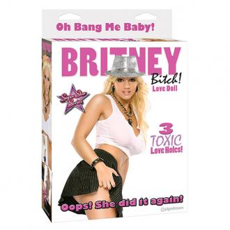 Britney Bitch Love Doll