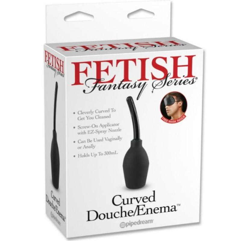 Fetish Fantasy Series Curved Douche/Enema