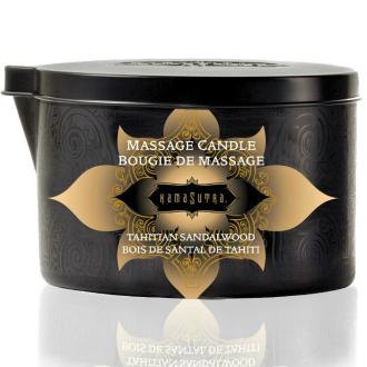 KAMASUTRA MASSAGE CANDLE TAHITIAN SANDALWOOD