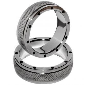 Metalhard Cock Ring Steel 40mm