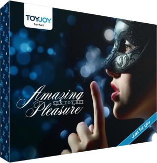 Amazing Pleasure Sex Toy Kit - erotická sada