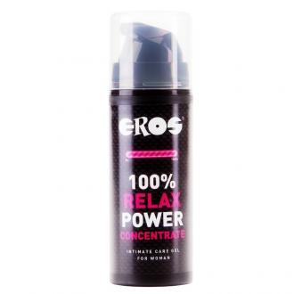 EROS 100% RELAX ANAL POWER CONCENTRATE