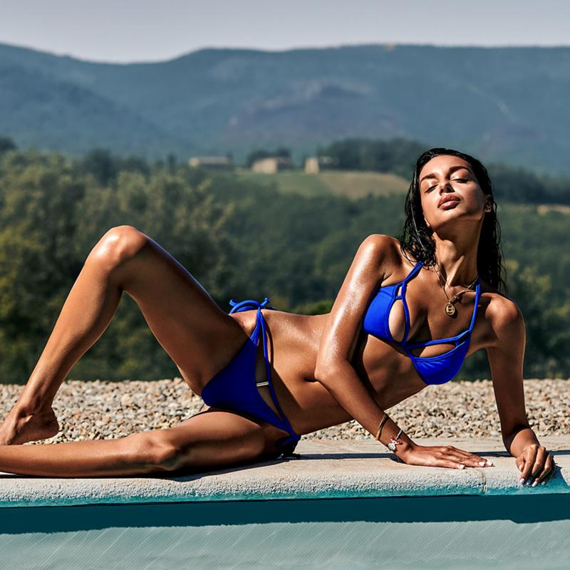 Obsessive - Costarica Swimwear - Blue M