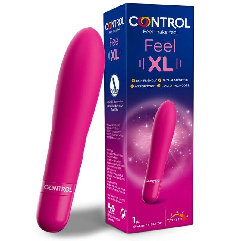 Control Feel Xl Vibrating Bullet