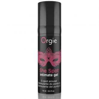 ORGIE SHE SPOT G-SPOT STIMULATING GEL 15 ML