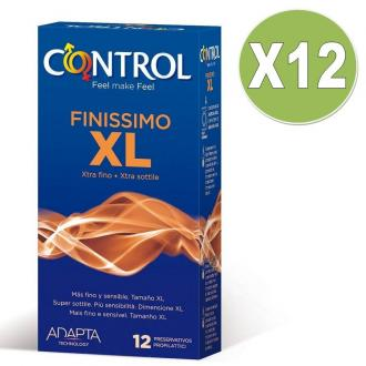 Control Finissimo Xl Pack 12 X 12 Units