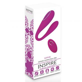 Inspire Always Remote Control Sophie Purple