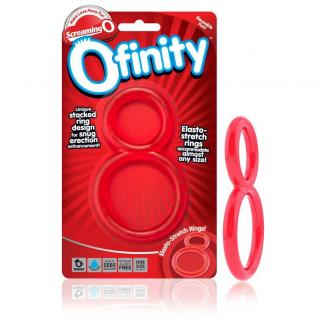 Screaning O Ofinity Red