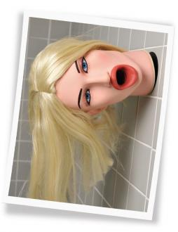 Extreme Toyz Hot Water My Face Blon