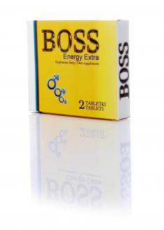 Boss Energy Extra 2 tablety
