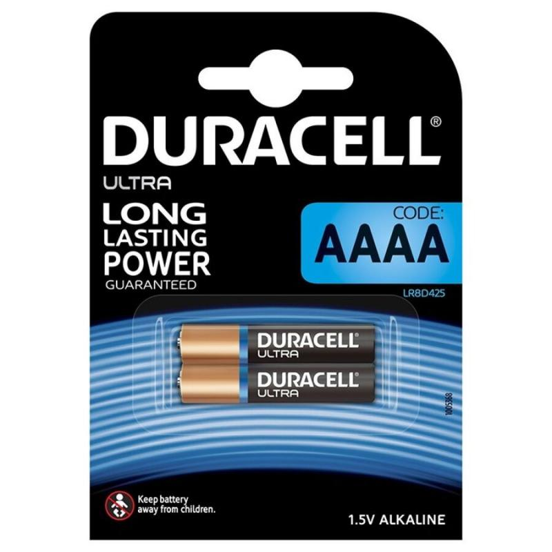 Duracell Ultra Power Battery  Alcalina Aaaa Mx2500 1,5v 2 Un