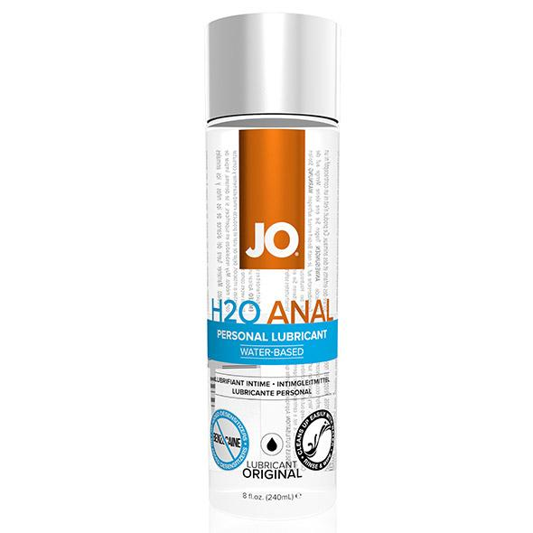 System JO - Anal H2O Lubricant 240 ml