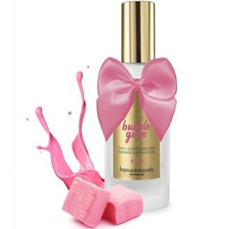 BIJOUX BUBBLE GUM 2 IN 1 SILICONE GEL 100 ML