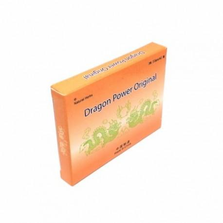 Dragon Power Original 3ks Capsule - Podpora Erekcie