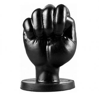 All Black Fist 13cm  Anal