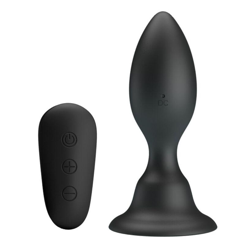 Pretty Love Mr Play Vibrating Anal Plug 10.8 Cm
