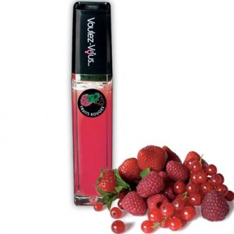 Light Gloss With Effect Hot Cold - Red Berries